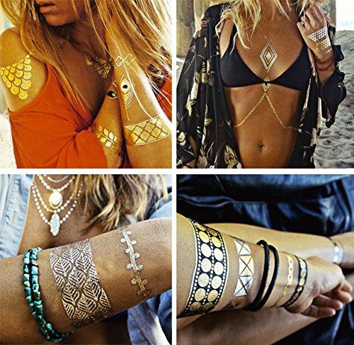 5-planches-de-21x10-cm-de-tatouages-ephemeres-metalliques-brillants-motifs-varies-by-dcr