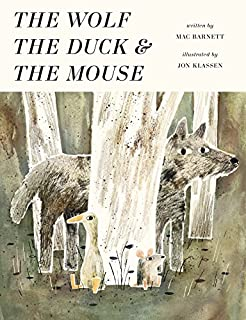 Book Cover: The Wolf, the Duck, and the Mouse