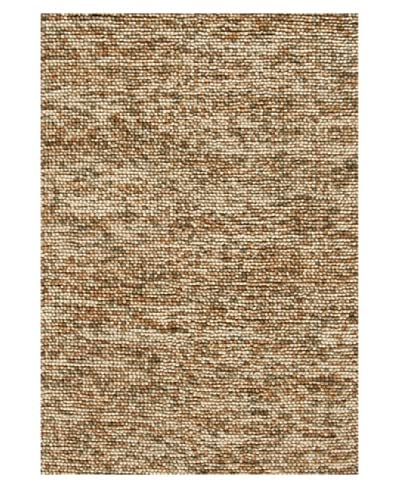 Loloi Clyde CL-01 Beige/Brown Wool 7-Feet 6-Inch by 9-Feet 6-Inch Area Rug