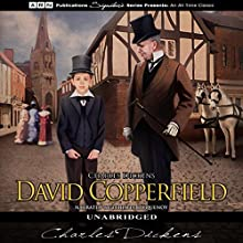 David Copperfield | Livre audio Auteur(s) : Charles Dickens Narrateur(s) : Philippe Duquenoy