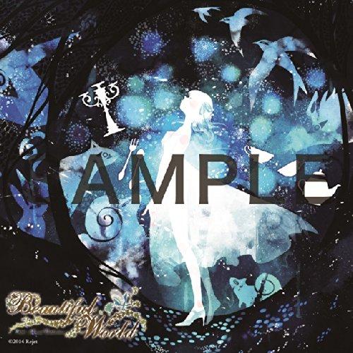 "Rejet Sound Collection ""Beautiful World"" / Rejetが発売した音楽を収めた2枚組コンピレーションCDが発売!"