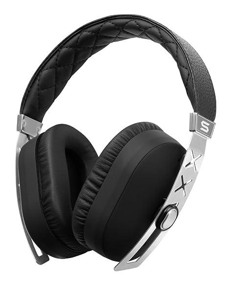 SOUL Jet Pro - Casques audio de qualité supérieure à technologie antibruit, argent