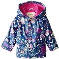 Hatley Baby Girls 0-24m Field Flowers Raincoat by Hatley