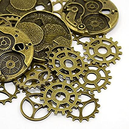 Steampunk Gear Accessories