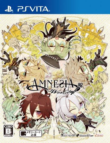 【ゲーム 買取】AMNESIA world (通常版)