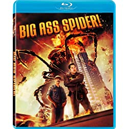 Big Ass Spider! (Blu-Ray)