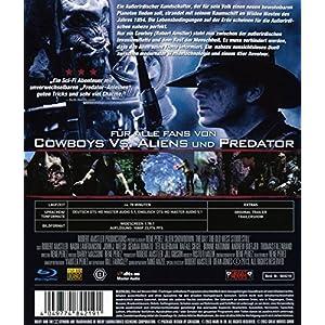 Alien Predator War [Blu-ray] [Import allemand]