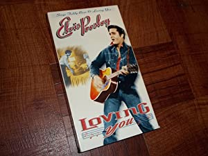 Amazon.com: Loving You [VHS]: Elvis Presley, Lizabeth