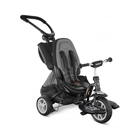 Puky CAT S6 Ceety - Tricycle - Limited Edition noir 2018 tricycle bebe