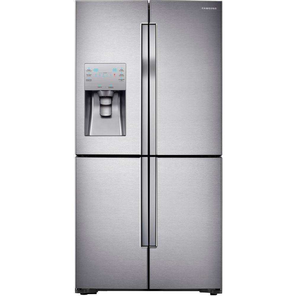Samsung RF23J9011SR 23.0 Cu. Ft. Stainless Steel Counter Depth French Door Refrigerator