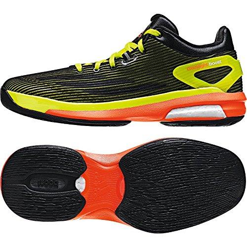 adidas Performance, Sneaker uomo gelb / schwarz / rot 12,0 UK - 47,1 / 3 EU