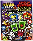 The Trash Pack Smelly Surprise Awful Activity & Coloring Book (Trash Pack Toys)