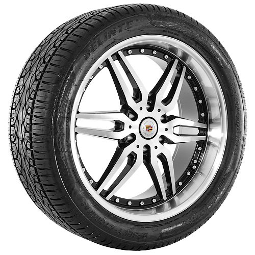 24 Inch black Giovanna Series Wheels Rims and 