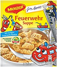 Maggi Firefighter Soup Feuerwehr Suppe 1 Bag