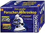Toy - KOSMOS 636029 Das gro�e Forscher-Mikroskop