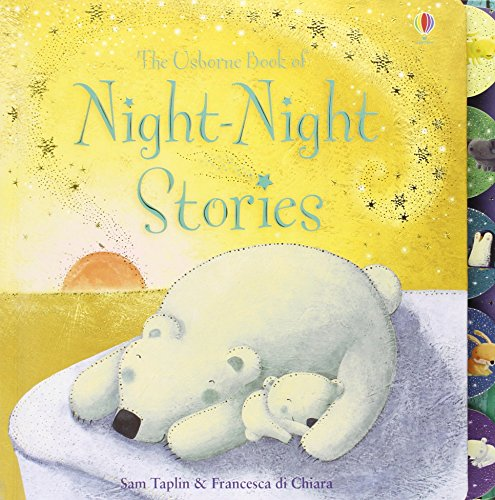 Night Night Stories (Usborne Anthologies and Treasuries)