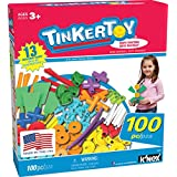Set de Construcción Tinkertoy Essentials Value Set 100 piezas