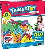 Tinkertoy Essentials Value Set (100 Piece)