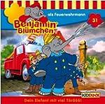 Benjamin Bl�mchen 031 als Feuerwehrmann