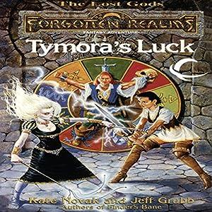 Tymora's Luck: Forgotten Realms: Lost Gods, Book 2 | [Kate Novak]