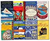 Alexander McCall Smith Alexander McCall Smith 8 books Collection Set (No. 1 Ladies' Detective Agency)
