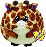 Ty Beanie Ballz Tippy Plush - Giraffe, Regular