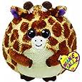 Ty Beanie Ballz Tippy Plush - Giraffe, Regular