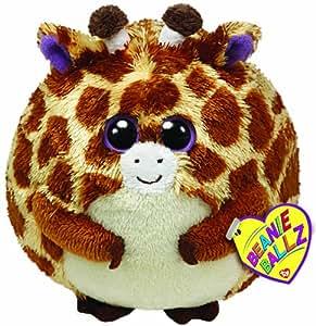 Ty Beanie Ballz Ty Beanie Ballz Tippy Plush Giraffe, Regular