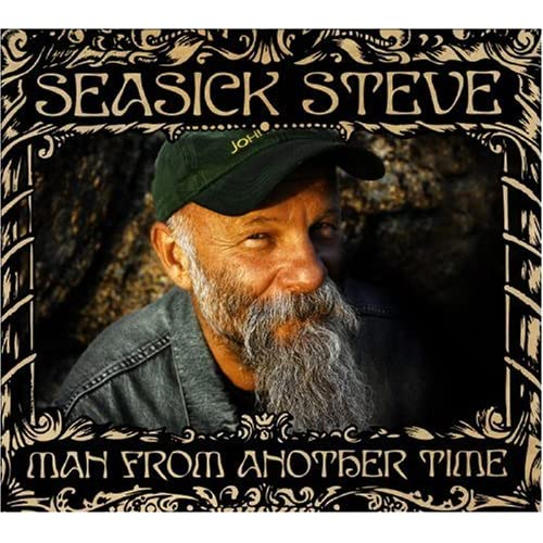 SEASICK Steve - Man From Another Time 61lG6D8rZTL._SS500_