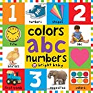 Big Board Books Colors, ABC, Number...