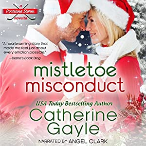 Mistletoe Misconduct Audiobook