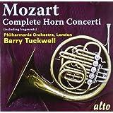 Complete Horn Concerti & Fragmen