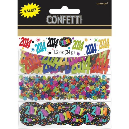 confetti value pack ny printed jewel tone 2014