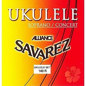 Savarez Alliance KF Concert / Soprano Composite Ukulele Strings