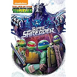 Tales of the Teenage Mutant Ninja Turtles Super