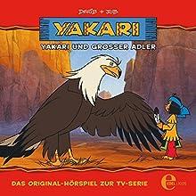 Yakari 1 Hörspiel von Christoph Guder, Thomas Karallus Gesprochen von: Mia Diekow, Wolf Frass, Patrick Bach
