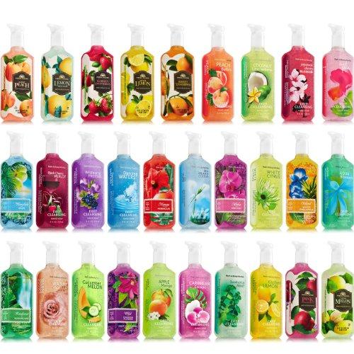 bath & body works ディープクレンジング ハンドソープ 好きな香りを選べる♪よりどり3本セット[海外直送品]