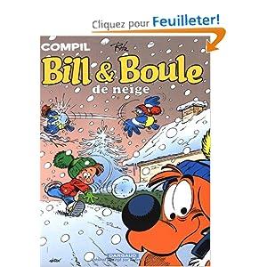 Boule et Bill - Bill et Boule de neige
