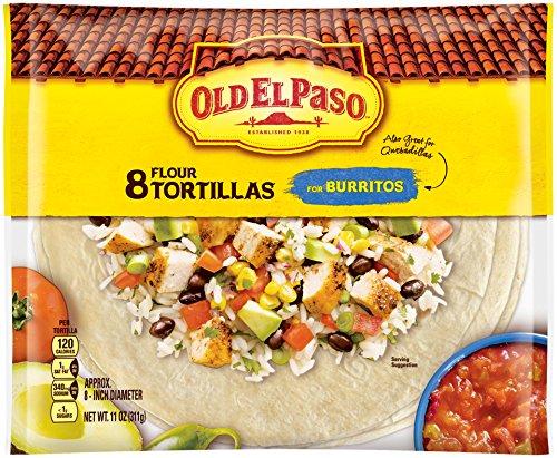 Old El Paso Tortilla Shells, 8 Count