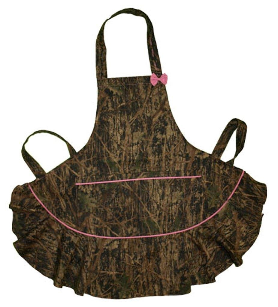 White ruffle apron amazon - Buy True Timber Lady Camo Apron Online At Low Prices In India Amazon In