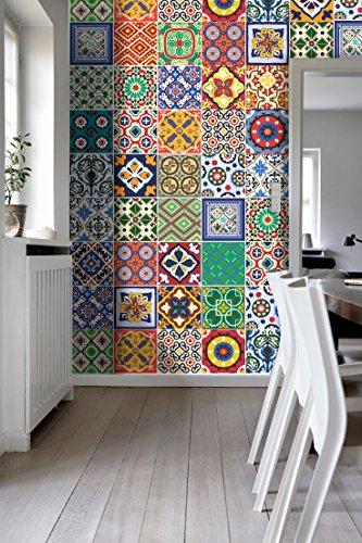 arte-della-parete-piastrelle-messicano-talavera-adesivi-speciali-confezione-con-48-6-x-6-inc-15-x-15
