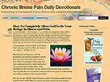 Chronic Illness Pain Daily Devotionals