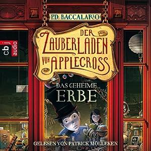 Das geheime Erbe (Der Zauberladen von Applecross 1) Hörbuch