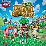Animal Crossing 2016 Calendar: New Leaf