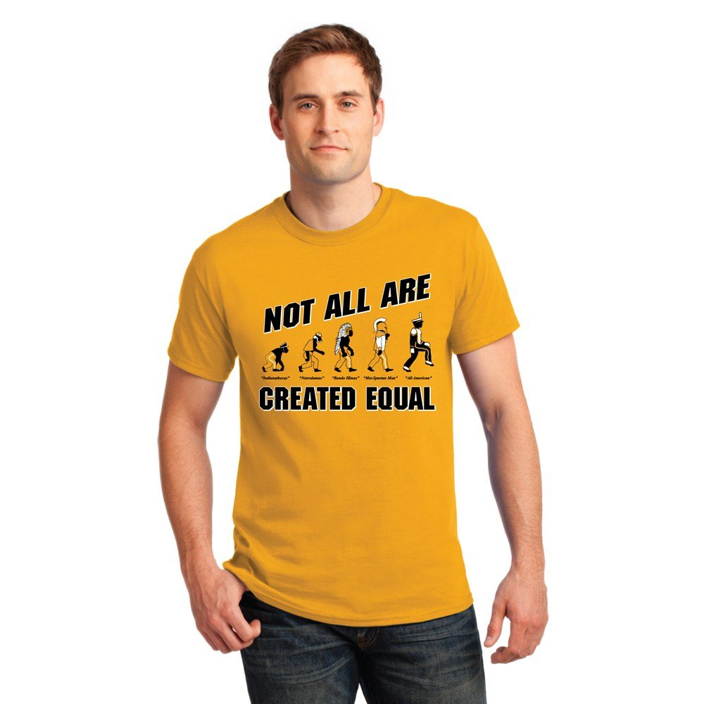 Purdue Band & Orchestra Not All Are Created Equal Tee lo not equal пиджак