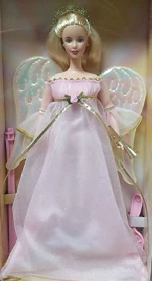 Mattel Barbie Special Edition Angelic Harmony Doll Caucasian