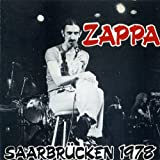 Frank Zappa - Saarbrucken, Germany 1978 (Cd Vinyl Look Retro Black Edition 2014)
