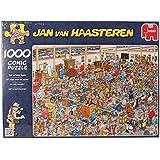Jumbo 01886 - Jan van Haasteren - Auf Schatzsuche - 1000 Teile