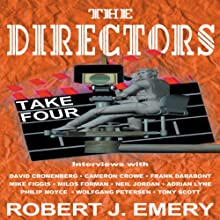 The Directors: Take Four  by Robert J. Emery Narrated by Jeff Hoyt