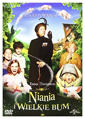 Nanny McPhee and the Big Bang [DVD] (English audio. English subtitles) (Nanny Mcphee And The Big Bang compare prices)